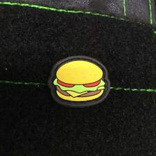 Tactical Outfitters - Cheeseburger 3D PVC Ranger Cat Eye Morale Patch