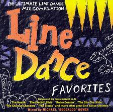 Line Dance Favorites mixed by Michael Boogaloo Boyer