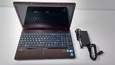 "Sony VAIO PCG-71312L 15.5"" Core i3 2.13GHz 4GB 500GB Windows 7 Notebook - Brown"