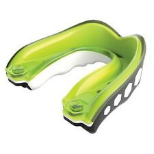 Shock Doctor Gel Max Flavor Fusion Adult Lemon Lime Strapless Mouthguard
