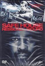 Dvd **SAFE HOUSE ♦ NESSUNO E' AL SICURO** con Denzel Washington nuovo 2012