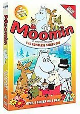 The Moomin - Series 1 Brand New & Sealed DVD - Region 2