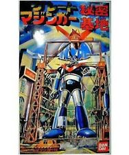 GREAT MAZINGER JAPAN ROBOT PLASTIC MODEL KIT 1998 GRANDE MAZINGA BANDAI GO NAGAI