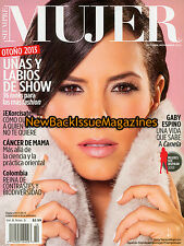 Spanish Siempre Mujer 10/13,Gaby Espino,October 2013,NEW