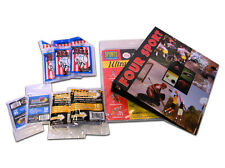 Trading Card Supply Value Package to Store, Protect, and Display over 500 Cards