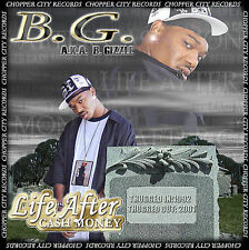 Life After Cash Money, Bg, Very Good