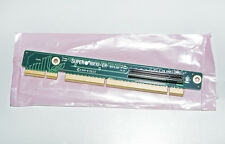 Supermicro CSE RR1U-ER, Riser Card SXB-E/PCI to 1x PCI-E x8 1U, right slot, Neu