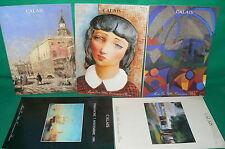 5 catalogues vente aux enchères CALAIS tableaux modernes bronze sculptures (6)