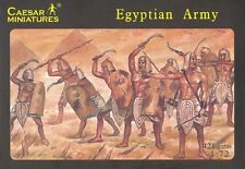Caesar Miniatures 1/72nd Scale Ancient Egyptian Army CMF9 New In Box