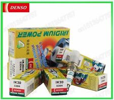 4 pcs/lot DENSO IRIDIUM POWER IK20 - 5304 Made in Japan Iridium Spark Plugs