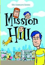 MISSION HILL: THE COMPLETE SERIES   - Region Free DVD - sealed