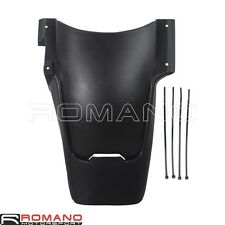 Black Splash Rear Fender Extender Mudguard Tire Hugger For BMW R1200GS ADV 13-16