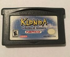 Klonoa: Empire of Dreams (Nintendo Game Boy Advance, 2001)
