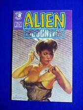Alien Encounters 3: Sci fi comic. 1985  VFN