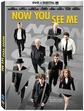 Now You See Me [DVD + Digital] New