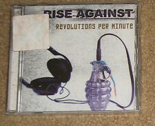Rise Against Revolutions Per Minute CD New Sealed