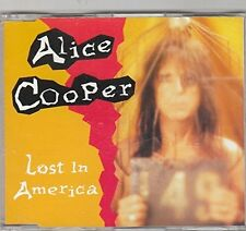 Alice Cooper Lost in America (1994) [Maxi-CD]