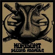 HORISONT - Second Assault (NEW*HEAVY 70ies ROCK/METAL*GRAVEYARD*WITCHCRAFT)