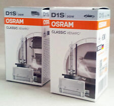 OSRAM D1S 35W PK32d-2  XENARC Classic 35W Xenon -Made in Germany- 2st. 66140CLC