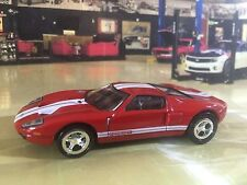 2005 FORD GT SUPERCAR 1/64 scale diecast LIMITED EDITION CAR LOOSE