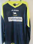 Derby Squad Signed 2006-2007 Away Football Shirt with COA /11207