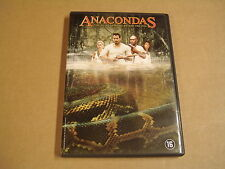 DVD / ANACONDAS - THE HUNT FOR THE BLOOD ORCHID