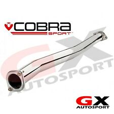 SB21y Cobra Sport Subaru Impreza WRX STI 01-05 Centre Exhaust Non Resonated