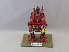 Warhammer 40k EPIC Titan Legions IMPERATOR TITAN built well painted (RD3 345)