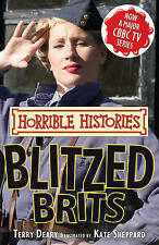 Blitzed Brits (Horrible Histories TV Tie-ins), Deary, Terry, New Book