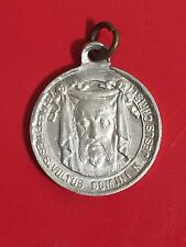 Vintage Immaculate Heart of Mary & The Holy Face of Jesus Holy Medal 7162