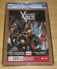 All-New X-Men #2 (2013 Marvel) 1st Print Brian Bendis Stuart Immonen CGC 9.8