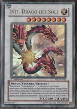YU GI OH - INTI DRAGO DEL SOLE - ABPF-IT042  - ULTRA RARA - MINT