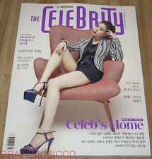 THE CELEBRITY BOA RED VELVET EXO KOREA MAGAZINE 2015 MAY NEW