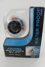 Action Shot Video Digital Camera Water Proof Case New & Sealed Photo Accessories