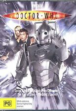 Doctor Who The Series 2 Volume 3 Rise of Cybermen Age Of Steel DVD NEW