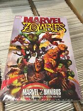 MARVEL ZOMBIES OMNIBUS Marvel Zomnibus Full Color! FREE SHIPPING! Robert Kirkman