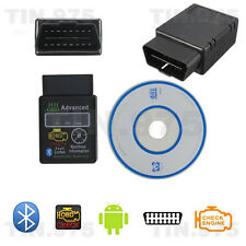 ELM327 Vehicle HH ODB ODB2 Advanced Bluetooth Car Auto Diagnostic Scanner Tool
