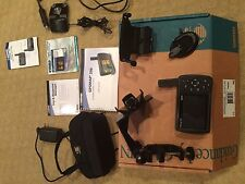 Garmin GPSMAP 296 Aviation with lots of accesories