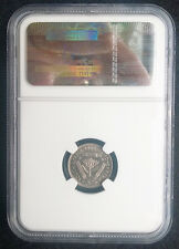 South Africa 1955 3 Pence 3p 3d Proof PF66 - Very High Grade NGC