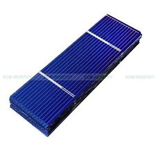 20pcs 78x26 High Power Solar Cells for DIY PV Solar Panel Toy Car Battery Charge