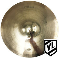 "13"" WUHAN Thin Crash Cymbal - Traditional Cymbals - WUCR13T - NEW"