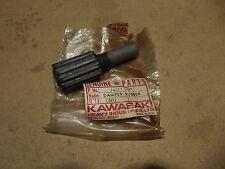 14017 009 ORIGINALE NOS KAWASAKI AMMORTIZZATORE GOMMA MOTORE S3 S3A KH400 KH 400