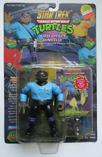 Teenage Mutant Ninja Turtles TMNT Star Trek First Officer Donatello MOC Playmate