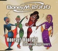 Boney M. (2000) Hooray! hooray! (caribbean night fever; 1999) [Maxi-CD]