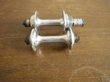 CAMPAGNOLO NUOVO TIPO HUBS 36 HOLES, BIT TATTY, NEEDS REGREASE