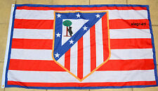Atletico Madrid Flag Banner 3x5 ft Colchoneros Spain Futbol Soccer