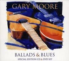 Gary Moore - Ballads & Blues (CD + DVD)  Neu!