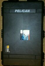 Pelican 1650 case with *non usable* foam (Black)