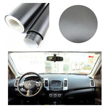 "15""X 39""DIY Auto Car 3D Leather Texture Vinyl Wrap Roll Film Sheet Decal Sticker"