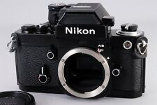 =TOP MINT= Nikon F2 Photomic AS Black 35mm SLR Film Camera Body from Japan #k17